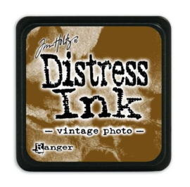 Ranger Distress Mini Ink pad - Vintage photo- TDP40262 Tim Holtz
