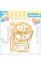 6002/1366 Joy crafts - Gumball Sweets