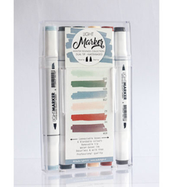 Marker07-Studio Light-Waterbased Dual Tip Markers