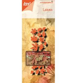 6002/1490 - Joy Crafts  Herfst bladeren los