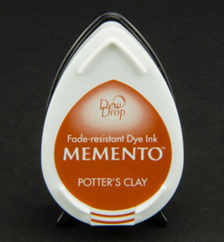 MD-801-Potters Clay-MEMENTO DewDrops Stempeltinte