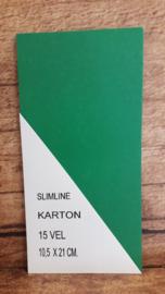 SLIMLINE 100-20002-SL GREEN