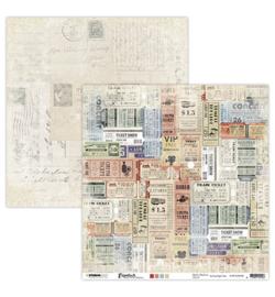SL-PES-SCRAP28-SL Scrap Tickets Planner Essentials nr.28