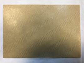Kraft enveloppen 17,4x12 cm