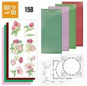 DODO158 - Dot and Do 158 Red Flowers