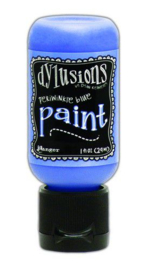 DYQ70580 - Ranger Dylusions Paint Flip Cap Bottle - Periwinkle Blue