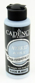 301200/0036 - Cadence Hybride acrylverf (semi mat) Mild blauw