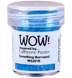 WS201R-Something Borrowed-Embossing Glitter-15ml