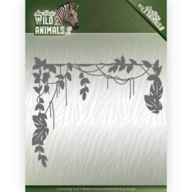 ADD10173-    Dies - Amy Design - Wild Animals 2 - Jungle Branch