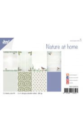 6011/0672-Papierset - Design Nature at home