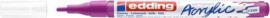 edding-5300 Acrylic Marker bessenrood 1 ST 1-2mm / 4-5300910