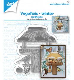6002/1543 - Joy Crafts - Birdhouse