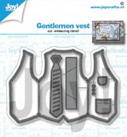 6002/1422-Joycrafts-Heren gilet