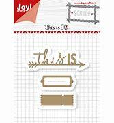 6002/1148 - Joy Crafts Scrap This is Kit