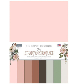 PB1212 - Creative Expressions-Steampunk Romance Colour Card Collection
