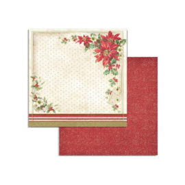 SBBS17-Stamperia Classic Christmas Paper Pack 20,3x20,3