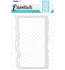 STENCILSL281 - Embossing Die Cut Essentials nr.281-Studio Light