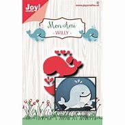 6002/1552 - Joy Crafts Mon Ami Willy