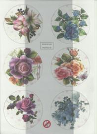 BOWOC 150-2216-UV bloemen uitdrukvel