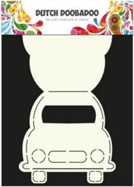 470.713.586-Dutch Doobadoo Dutch Card Art Stencil Auto A4