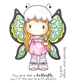 CCD-0201 - Butterfly Swissie-CCDesigns