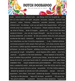 491.200.001-Dutch DooBaDoo-Quotes-A5