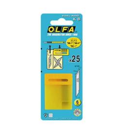 22706-  Olfa Hobbymesser Reserveklinge KB