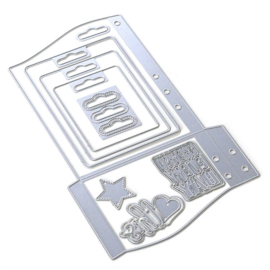 1805-Planner Essentials 30 - Wave Pocket
