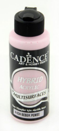 301200/0024 - Cadence Hybride acrylverf (semi mat) Baby Roze