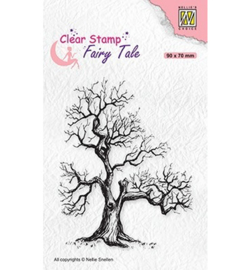FTCS - Nellie Snellen Fairy Tale nr. 16 Elves tree