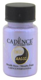 301245/0012-Cadence Twin Magic metallic verf blauwpaars-50 ml