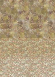BGS10009-Backgroundsheets - Amy Design - Autumn Moments - Mushrooms