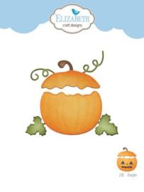 1705-Elizabeth Craft Design-Die – Pumpkin