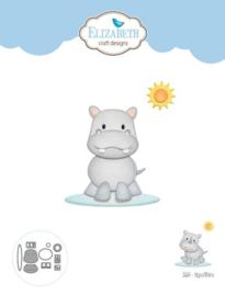 1664-Hippo/Rhino