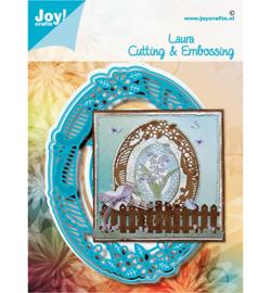 6002/1589 - Joy Crafts - Laura