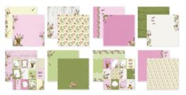 6011/0629 - Joy crafts Scrap Wild Flowers
