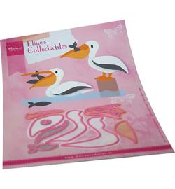 COL1496 - MarianneDesign-Eline's Pelican