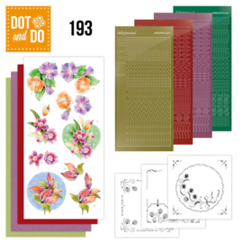 DODO193-Dot and Do 193 - Jeanine's Art - Orchid