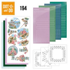 DODO194-Dot and Do 194 - Yvonne Creations - Knitting