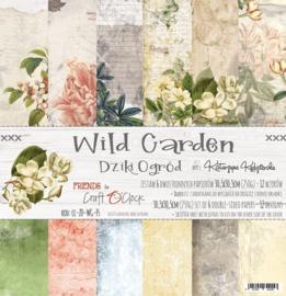 CC-ZD-WG-F5-Craft o Clock-Wild Garden
