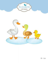 1904-Elizabeth Craft Design - Die - Ducks