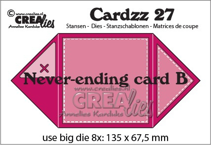 CLCZ27-never ending card B