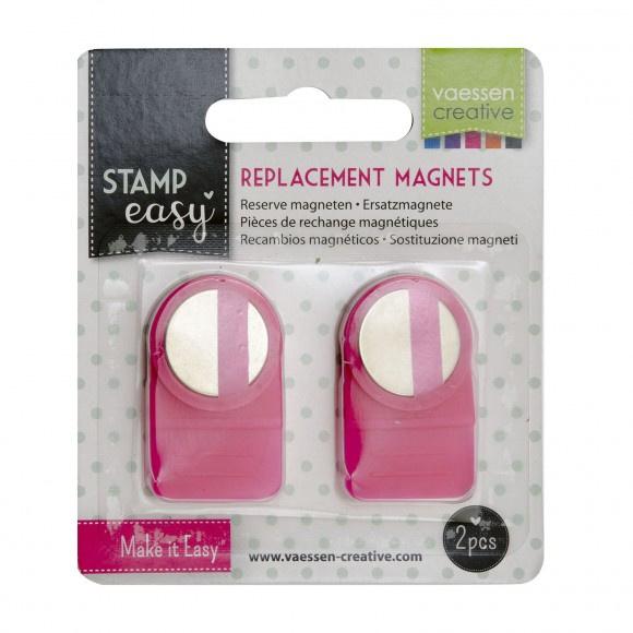 2137-039-Vaessen Creative magnets replacement x2