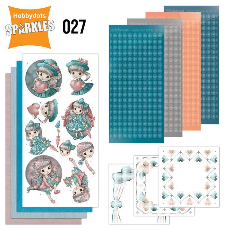 SPDO027-Sparkles set 27-Lilly Luna