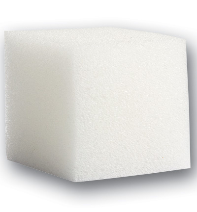 9300.061.00-Vierkante zachte sponsjes-5pcs / 4 x 4 x 4cm