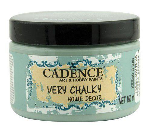 301260/0024-Cadence Very Chalky Home Decor (ultra mat) Schimmel groen