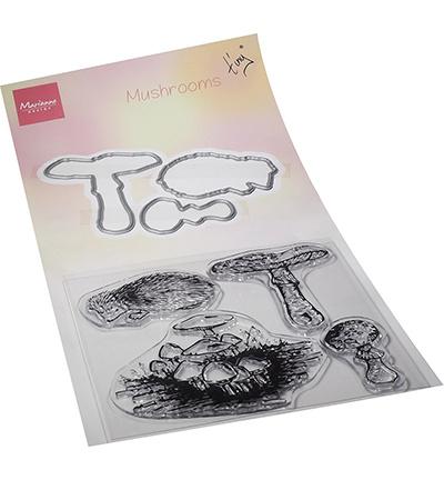 TC0886-Tiny's mushrooms