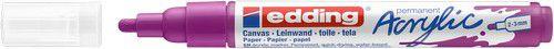 edding-5100 Acrylic Marker bessenrood 1 ST 2-3mm / 4-5100910