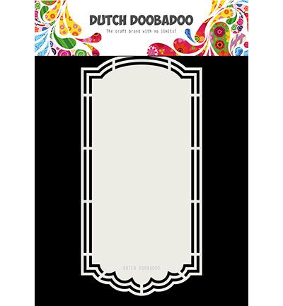 470.713.189-DDBD Dutch Shape Art Scallop tag