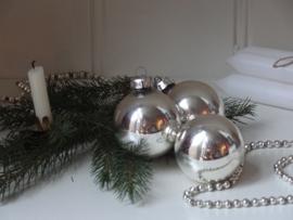Set mooie kerstballen